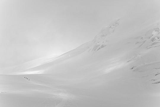 Search & Rescue on Mt. McKinley, Denali National Park, Alaska